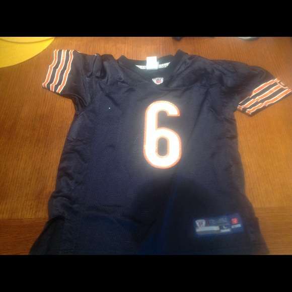 size 40 33334 dba3a Kids Chicago Bears Jay Cutler Jersey L